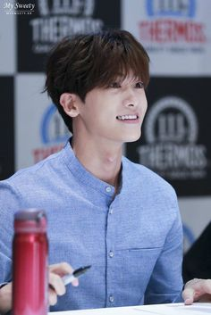 Beautiful smile from Park Hyung Sik Park Hyung Sik, Asian Actors, Korean Actors, Korean Men, Korean Celebrities, Celebs, Jung So Min, Yongin, Park Hyungsik Cute