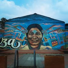 El #graffiti de la semana. #arteurbano #bogota #paisajebogotano #paisajeurbano #urbanart #urbano