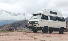 In mid-April of 2016 we sold our beloved Volkswagen Vanagon. This is the story about why we made the decision to sell our home. Vw Bus T3, T3 Camper, Camper Van, Campers, Volkswagen Westfalia, Vw Vanagon, Transporter T3, Bus Life, Vw T