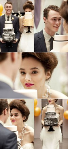 NYC Elopement Inspired Photo Shoot by Firefly Events + Jana Williams Photography   The Wedding Story