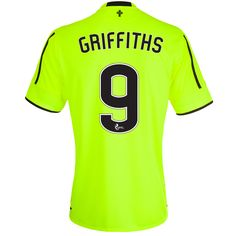 PRE-ORDER Griffiths' Euro Top for 2015/16 from the Celtic Superstore