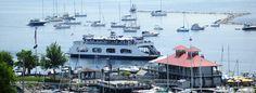 lake champlain vt ferries - Google Search