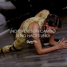 ¡Tú eres la únic@ de lograr tus metas! :) #gymco #hechoenmexico #soygymcowomen #soymcoeveryday #cambio #tips #frases #frasesmotivacionales #frasespositivas #esfuerzo #motivacion