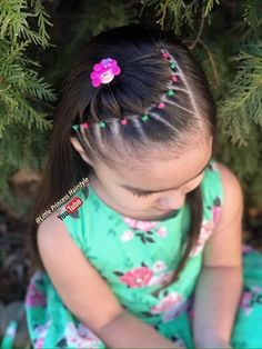 It can be quite a hard condition so that you can decide the hairstyle on your your personal event so we are providing a … - Prom Hairstyles Toddler Hair Dos, Cute Toddler Hairstyles, Easy Little Girl Hairstyles, Girls Hairdos, Kids Curly Hairstyles, Cute Girls Hairstyles, Braided Hairstyles, Prom Hairstyles, Hair Styles