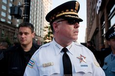Chicago's Police Chief Not Surprised By Assault Rifle Theft