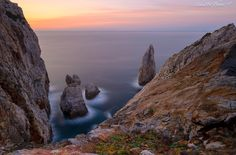 """Sunset on the Cliff - Taken with the new HAIDA Filters NanoPro ND1000 & GND 0.9 FOLLOW ME <a href=""""https://www.facebook.com/Luka180Photos"""">FACEBOOK</a> 