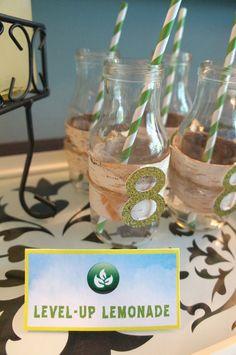 Skylanders GIANTS Inspired Printable Table Tent Labels - Skylanders Inspired Birthday Party Ideas & Supplies