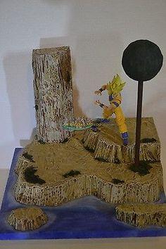 Diorama SH Figuarts Figuarts Zero Dragon Ball, Dragonball dimensione Detolf Ikea
