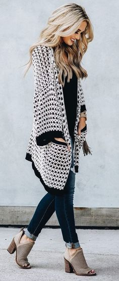beautiful cardigan