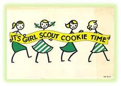 Clip Art Girl Scout Cookie Clip Art girl scout cookie clip art scouts of wny its time my favorite the year