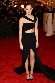 Emma Watson's Top 10 Red Carpet Looks of All Time