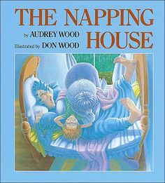 The Napping House--one of my favorite books as a kid