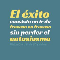 #éxito #entusiasmo