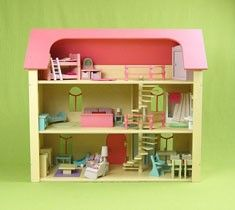 Complete Furniture Set Once upon a treehouse