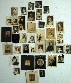 photo wall : lisa congdon