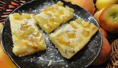 Jak upéct tvarohovo-jablečné řezy Cantaloupe, Pineapple, Dairy, Cheese, Fruit, Food, Treats, Sweet, Sweet Like Candy