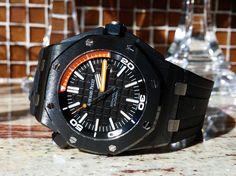 Audemars Piguet Royal Oak Offshore Diver Ceramic Watch