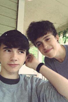 Will and Isaac aka Kiingtong and PrivateFearless ❤️❤️❤️