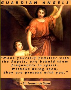 Guardian angels....