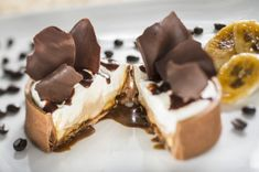 Scottish Banoffee Tart will debut at the brand new Scotland Booth at this year's Epcot Food and Wine Festival! Click through for more NEW menu items!