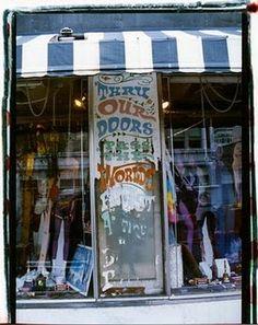 That 70's Blog: Remembering Trivet's Antiques In Cincinnati