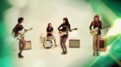 "Dum Dum Girls - Bedroom Eyes. ""So won't you come and visit me when I'm dreaming?"""