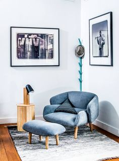 BoConcept Fusion Chair