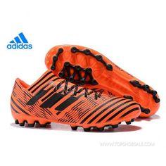 low cost 86d0f 78b74 Regular product adidas Nemeziz 17.3 AG S82342 Solar Orange/Core Black/Solar  Red Soccer Shoes