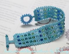Astonish your friends with the beauty of this DIY bracelet. The Herringbone Crystal Bracelet makes a powerful impact no matter what the outfit or occasion.