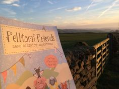 A 96 page Lake District Adventure! Children's activity, fun, info and craft book.