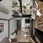 Prendre de la hauteur : comment aménager un petit appartement ?