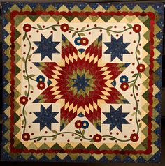 star of bethlehem quilt - Google Search