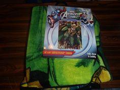 Marvel Comics Avengers Villain Loki Micro Raschel Throw Blanket (GOT IT!!)