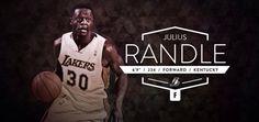 Newest Los Angeles Laker Julius Randle