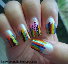 Nails of the Week #10 Spotted