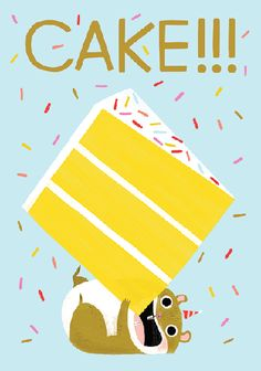 CAKE! - LA1602 By LAGOM - Calypso