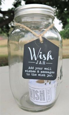 A wish jar for naming ceremonies for best wishes and blessings. A great ritual for Name-giving ceremonies. Naming Ceremony Decoration, Ceremony Decorations, Kid Names, Baby Names, Well Wishes Messages, Baby Blessing, Website Images, Name Day, Baby Party