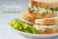 "Amy Grant's Chicken Salad {& ""Bless This Table"" Giveaway!} 