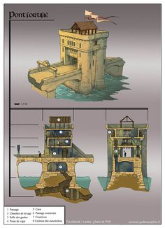 ArtStation - Architectural concepts, Guillaume Tavernier