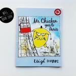 A GOOD BOOK // Mr Chicken Goes to Paris
