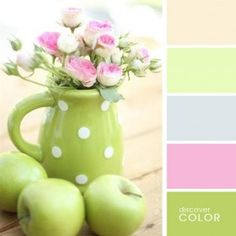 soothing color palettes
