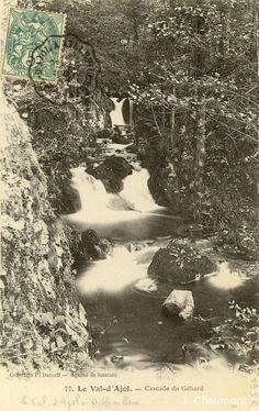 Le cascade