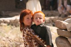 May 2013 : Did some ancient Iranians and Afghans have red hair.   See my relatives in Afghanistan and Iran.