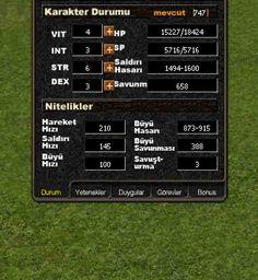 Metin2 statü dağılımı nasıl yapılmalı - Blog Metin2-pvpserverler.org
