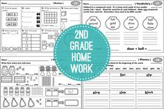 It can be tricky as a new teacher to decide how you want to approach homework. In this post we explain our approach (and share some research.) Come see how we do our homework for 2nd grade (aligned to the Common Core.) http://www.secondstorywindow.net/home/2012/06/100-days-of-homework.html