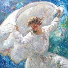 ❥ Il mondo di Mary Antony: Jose Royo Maestro Pittore spagnolo di arte impressionista