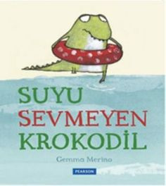 Meet a most unusual crocodile! Everybody knows that crocodiles love water, but this little crocodile is different. He doesn't like water at all. Best Children Books, Childrens Books, Read Box, The Odd Ones Out, Children's Picture Books, Children's Book Illustration, Book Cover Design, Story Time, Preschool Activities