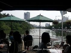 Canal Cafe at Tokyo