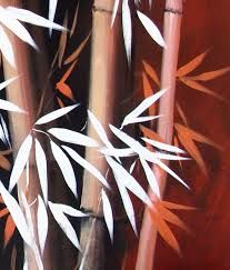 Image result for feng shui bamboo paintings