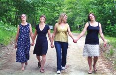 `This terrible year has been the best year of my life'  The Lesser sisters - Joanne, Maggie, Liz and Katy - recreate a photo from their youth. Maggie Lake was the first terminally ill Vermonter publicly identified for taking a lethal prescription under the state's Patient Choice and Control at End of Life Act in 2015,